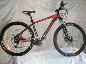 Двухколесный спортивный карбоновый велосипед 29 дюймов Crosser Genesis