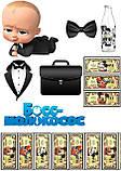 Вафельная картинка Босс Молокосос | Съедобные картинки Baby Boss | Baby Girl картинки разные Формат А4, фото 4