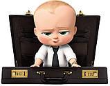 Вафельная картинка Босс Молокосос | Съедобные картинки Baby Boss | Baby Girl картинки разные Формат А4, фото 6