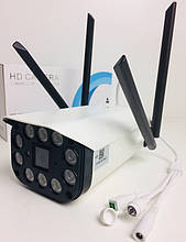 Камера CAMERA 3120/6976 3G / 4G sim IP 2.0 mp вулична + адаптер (50 шт/ящ)
