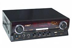Усилитель с караоке UKC SN-302BT 7066