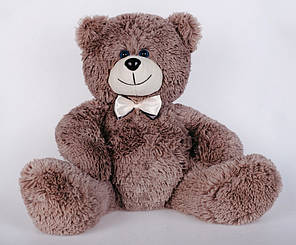 Плюшевий ведмедик Yarokuz Мартін 50 см Білий (YK0085-martin50-wh) Капучіно