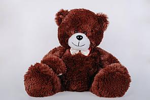 Плюшевий ведмедик Yarokuz Мартін 50 см Білий (YK0085-martin50-wh) Шоколад