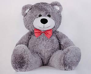 Ведмедик плюшевий Yarokuz Джон 110 см Сірий (YK0092-john110-gr)