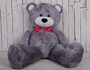 Велика м'яка іграшка ведмедик Yarokuz Біллі 150 см Капучино (YK0050-billy150-ca) Сірий