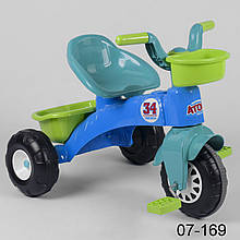 Трехколесный велосипед Pilsan пластиковый 07-169