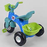 Трехколесный велосипед Pilsan пластиковый 07-169, фото 3