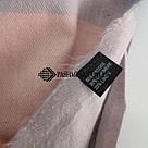 """Кашемировый теплый шарф палантин в клетку """"Лана"""" Cashmere 107016-10, фото 6"""