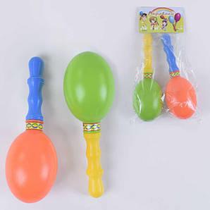 Маракаси M-Toys SKL11-180640