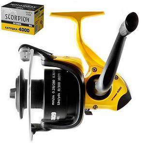Катушка рыболовная Sams Fish SF-23809 4000 4 BB