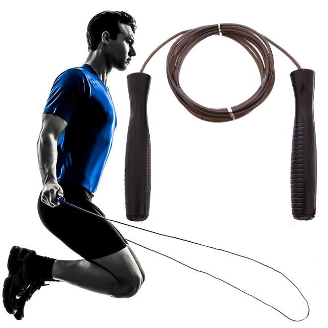 Скакалка для кроссфита скоростная скакалка для фитнесса с подшипником