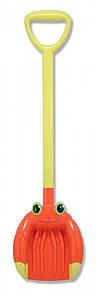 "Велика металева лопата ""Щаслива бабка"" (MD6247) 5.8 х 19.1 х 69.9 см, 5"