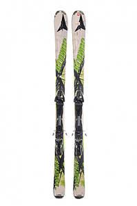 Гірські лижі Atomic Intruder 157 White-Green Б/У (L1133)