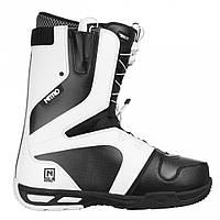 Черевики для сноуборду Nitro Venture TLS 31,5 Black-White (848274_13SD-95)