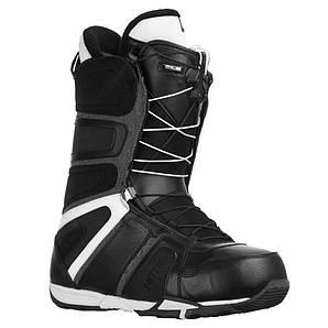 Черевики для сноуборду Nitro Venture TLS 31,5 Black-White (848274_13SD-95) 1539, 31, Black