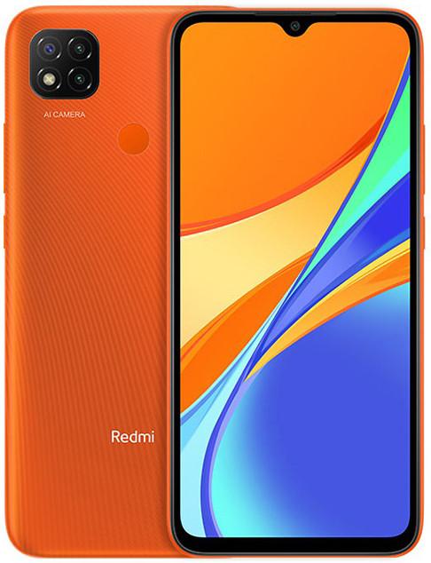 Xiaomi Redmi 9C 3/64GB Оранжевый Global ( Международная версия )