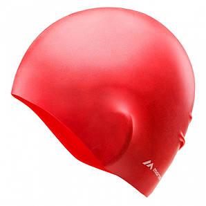 Шапочка для плавання Martes Monosili Red (Monosili_Red)