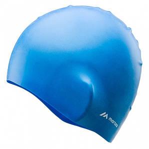 Шапочка для плавання Martes Monosili Red (Monosili_Red) 2902, Blue