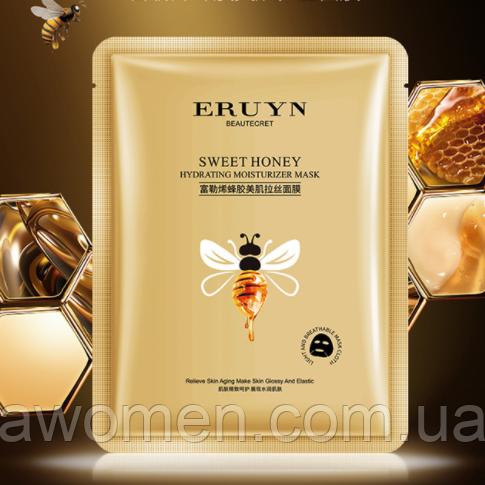 Маска для обличчя Eruyn Sweet Honey з екстрактом меду 25 g