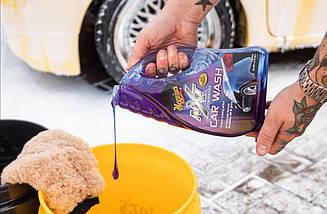 Автомобильный шампунь синтетический - Meguiar's NXT Generation Car Wash 1,89 л. (G12664), фото 3
