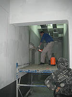 Штробление стен в Днепропетровске
