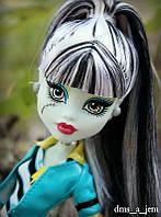 Кукла Монстр Хай Френки День фотографии Monster High Picture Day Frankie Stein Doll