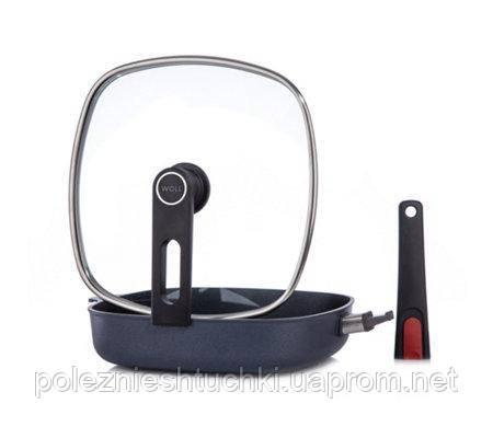 Крышка WOLL Smart 24х24 см (WS224SLM)