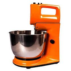 Миксер стационарный DSP KM3015, блендер, кухонный миксер для дома с насадками для теста