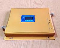 Двухдиапазонный репитер усилитель LTK-1770-DW DCS 1800/4G LTE 1800 + 3G 2100 МГц 70 дБ 17 дБм, 200-300 кв. м., фото 1