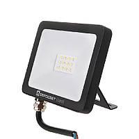 Прожектор світлодіодний ЕВРОСВЕТ 10Вт 6400К EV-10-504 STAND-XL 800Лм, фото 1