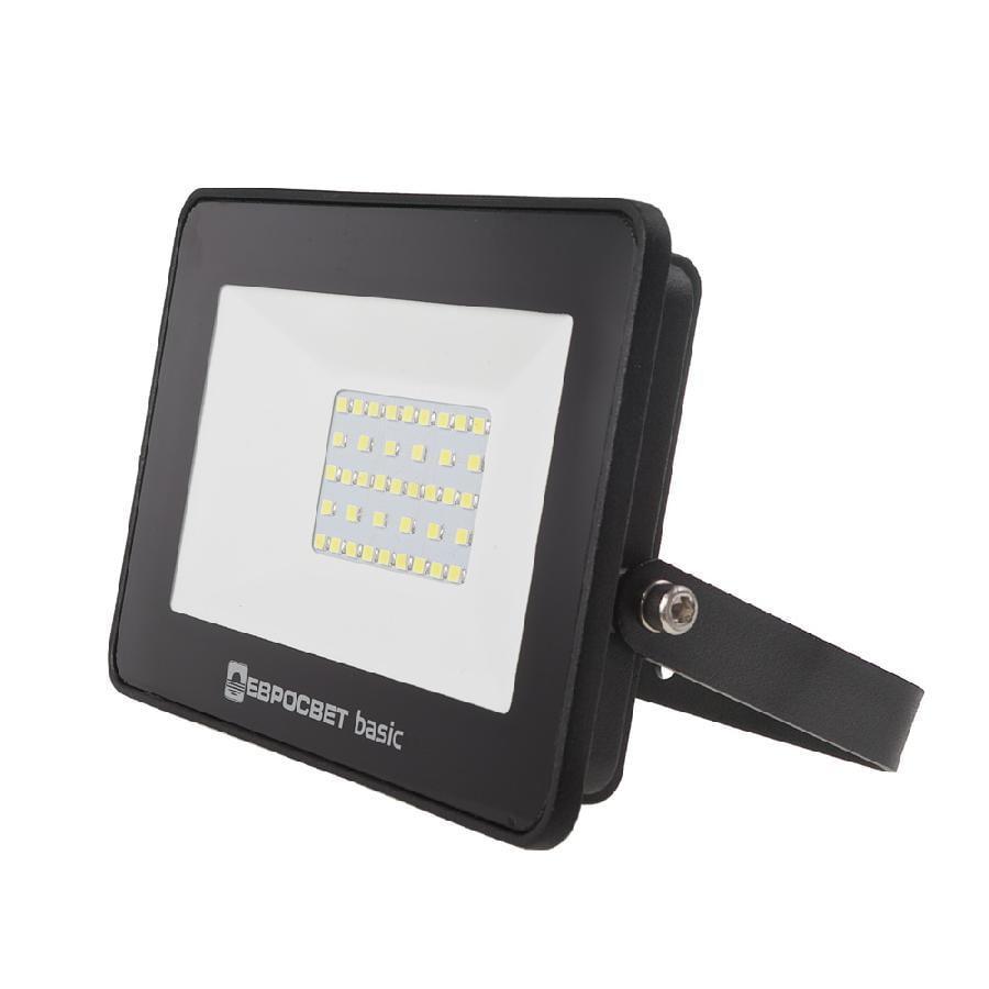 Прожектор светодиодный ES-50-504 BASIC 2750Лм 6400К