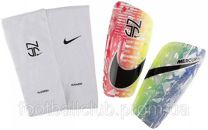 Щитки Nike Mercurial Lite Neymar Jr.* CN6128-100 XS - (рост 140-150cm)