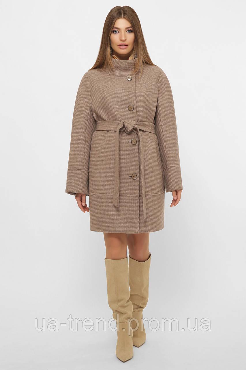 Женское пальто на осень 60% шерсть