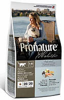 Pronature Holistic Atlantic Salmon & Brown Rice Cat, Корм для взрослых кошек 2,72 кг