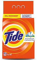 """Cтиральный порошок Tide """"Альпийская свежесть"""", 36 стирок (5,4кг.)"""