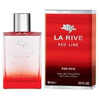"""Туалетна вода для чоловіків La Rive """"Red Line"""" (90 мл)"""