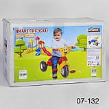Триколісний велосипед Pilsan 07-132 дитячий, фото 2