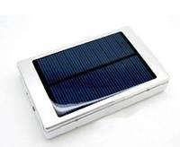 POWER BANK Solar 20000mAh – портативный аккумулятор с солнечной батареей (зарядка Павер Банк Солар+ led 20000S