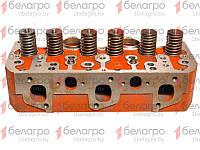 260-1003012-А2 Головка блока цилиндров Д-260 ЕВРО-2 в сборе, под свечи накаливания, (А)