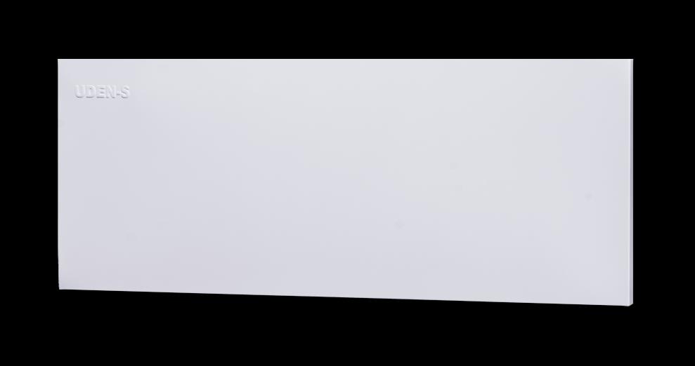 Обогреватель инфракрасный UDEN-S 500D, металлокерамическая настенная панель 975х350х15 мм 500 Вт