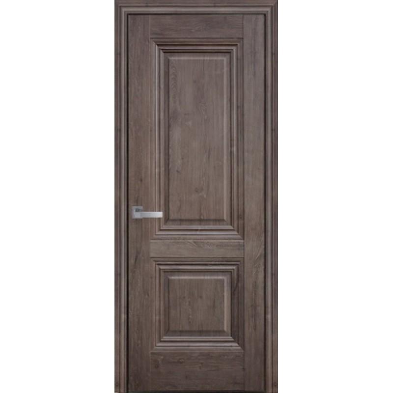 """Дверь """"Прованс"""" Канна (глухое) орех норвежский"""