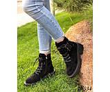 Ботинки демисезонные с ремешками, фото 3