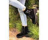 Ботинки демисезонные с ремешками, фото 5
