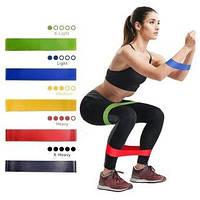 Набір фітнес-резинок LOOP BANDS резинки для фитнеса