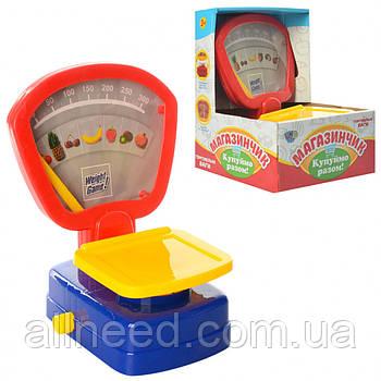 Іграшкові терези 3302-A