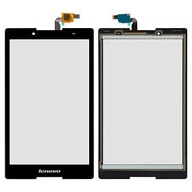 Сенсор (тачскрін) для Lenovo A8-50LC Tab 2 чорний Оригінал