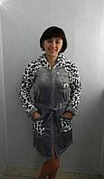 Женский молодежный халат., фото 1