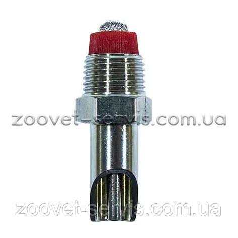 Ниппельная поилка для поросят весом до 30 кг 1/2-3/8 (НП-81) (6-гранник), фото 2