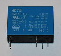 Реле электромеханическое  OMI-SH-112L;  12VDC