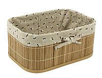Корзинка из бамбука 25х35х15см